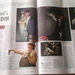 Wonderful coverage by @odtnews today of several shows in #artsfestivaldunedin #createdunedin https://t.co/mzofhMATIl https://t.co/Rk4JJMDLvp