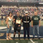 Congratulations to Tannous Barakat for being selected as the a @AmericanRivalry Scholarship Recipient #GoIrish https://t.co/d1kEiD9xj7