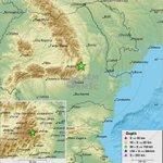 Felt #earthquake M6.1 strikes 145 km N of #Bucharest (#Romania) 7 min ago. Please report to: https://t.co/fRnNrzTZOB https://t.co/mVEc3ibb3T