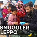 This man risks his life to bring joy to Syrian kids. They call him the toy smuggler of Aleppo. https://t.co/f68bU8P9fZ