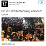 #ECU, #NCAT, #NCSU, #UNC.. We see you, we appreciate you, we love you. Thank you for standing with us. #UnitedWeStand ✊🏽 #UNCC https://t.co/7hKmNFyes1