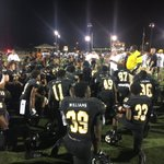 Coach Woods congratulates the Jackets on the opening win of district play. https://t.co/ZBS53Z7L8l
