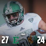 For the first time since 1995, @EMUFB is 3-1 to start the season!  #LetsRoll #MACtion https://t.co/tVeGeGYc9L