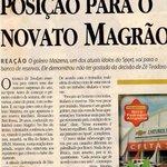 #Magrão600 https://t.co/W2d6G6h0VB