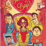 Band, Baaja, Boys! For literarythrill https://t.co/10bPHDULUm https://t.co/LA2Cj5DRbj