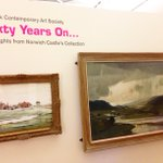 Today is the first day of our new #exhibition #Norfolk Contemporary #Art Society ~ Sixty Years On...  @NorwichCastle https://t.co/FRXs5q0rxj