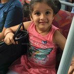 Adorable 😍 @urstrulyMaheshs Lil Princess #Sitara https://t.co/i9pV8Xbcnb