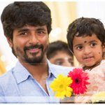 As Father...As daughter... That... #charming smile naughtiness cuteness Lovely picture :))) @Siva_Kartikeyan https://t.co/NspoTlQ7pm