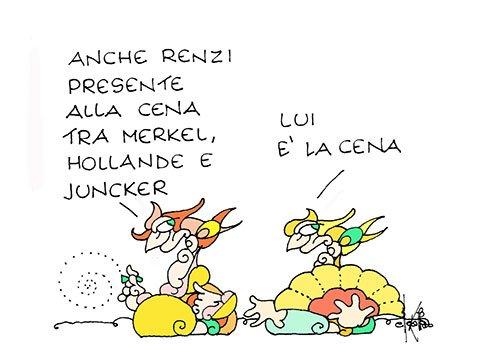 """da """"La Repubblica"""", 24/09/2016  #ElleKappa #BuonAppetito https://t.co/ELGlKUMB1C"""