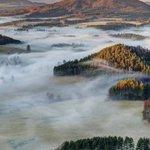 České Švýcarsko National Park, Czech Republic #foto Jenny Ioveva https://t.co/FEB7dsIstt