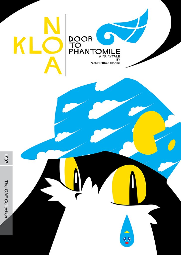 Oh wow, blast from the past. Way back GAF had this thread for alternate game covers; this was my entry for Klonoa. https://t.co/5Rl0nV9Yrt