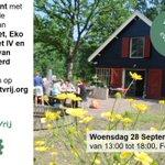 Woensdag 28 September #buurtvrij https://t.co/Z1dccwhoov Inspiratie voor iedereen uit #lunetten eo GRATIS event https://t.co/KmpDgj0ZTb