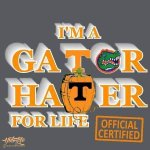 #BeatFlorida #GoVols #gatorhater @Vol_Football @Vols365Gameday https://t.co/OMWmo1oDQw