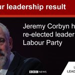 .@jeremycorbyn wins Labour Party leadership contest beating rival @OwenSmith_MP #Lab16 https://t.co/WX8WSm9ShV https://t.co/n0hnJxOsld