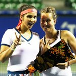 RT @WTA: .@MirzaSania and @BaraStrycova win @TorayPPO Doubles title!  Their second title together! https://t.co/kOoSnxMhF9