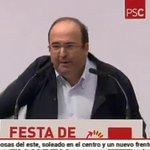 """Iceta: """"Pedro, ¡Mantente firme! ¡Líbranos de Rajoy y del PP! ¡Por Dios! ¡Aguanta! ¡Resiste a las presiones! https://t.co/coYwb3Eunx"""