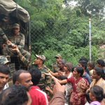 #IndianArmy launches 4 columns for relief & rescue #HyderabadFloods https://t.co/AX6xUJtObI