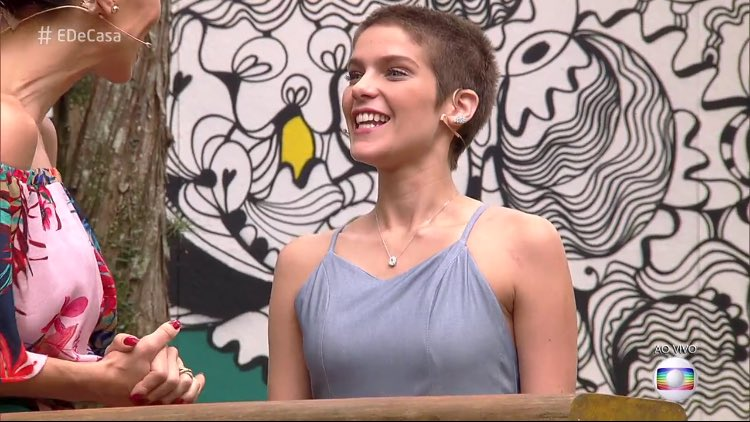 #IsabellaSantoniNoÉDeCasa: Isabella Santoni No & Eacute ; De Casa