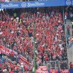Danke, dass ihr uns auch in Hamburg unterstützt! #MiaSanMia #packmas #HSVFCB https://t.co/C0qFW5Qy7q
