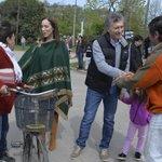 Macri y Vidal dialogaron con vecinos de Las Heras en el timbreo nacional https://t.co/Z0DrnT83LI https://t.co/wyA8RMky0h