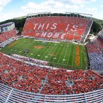 #WhyWeLoveCollegeFootball   📍 Lane Stadium   (📸: @GettyImages) https://t.co/wiQK64Y1xt
