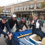Its Homecoming at Montana State! Go Cats! #MontanaState https://t.co/8aM5EHQyM5
