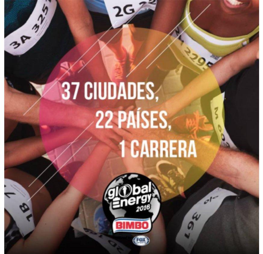 37 cuidades, 22 paìses, 1 carrera Let`s #RunAsOne, mañana ahì nos vemos! https://t.co/6dotBKbB5E