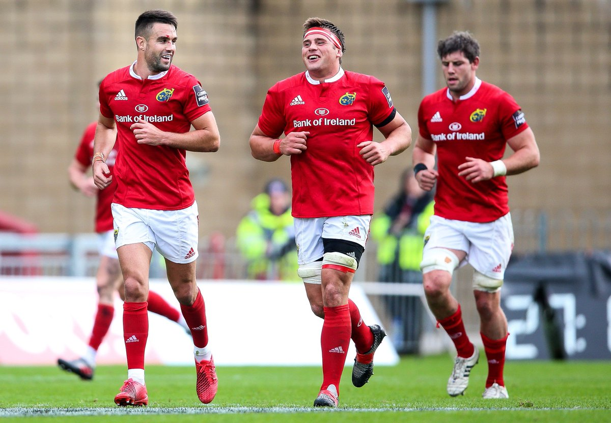.@ConorMurray_9 over for his second try! #MUNvEDI #MunsterRising https://t.co/SaBf2WYRp3