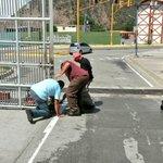 Trabajadores d Tromerca y BusMérida no se detienen.Hoy con labores d mantenimiento en Terminal d Rutas Alimentadoras https://t.co/VNmtez6z61