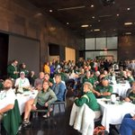 What a great showing of support by our #CSURams fans in Minnesota! https://t.co/PJYQfu6GrX