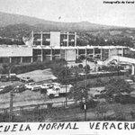 Vista de la @Normal_Veracruz en 1988. Más #información en https://t.co/F35nhK0FR8 https://t.co/HIAgD4R1Sb