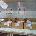 Presidente del IVSS rechazó colocación de recién nacidos en cajas de cartón https://t.co/r6oZWt7sSj https://t.co/YxYqE2kfc9