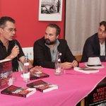 Paolo Cochi @Giacomo_Brunoro Francesco Cappelletti #sugarcon16 #rebels #MostrodiFirenze https://t.co/aLBPZy9bB3