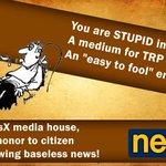 @hari91164 Make News -> Then Show As Breaking News And defame innocent Hindu Saints !! Seriously #MediaIsAntiHindu https://t.co/hZ5PXyAhRx