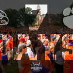 Bowman Field & Death Valley, SC will be rocking in 7 days. Yall ready?! @CollegeGameDay @ClemsonFB  #BeatLouisville https://t.co/jF7zyAMXaF