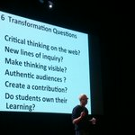 #tedxwestvaned if tech has changed ed, we need yes to these questions https://t.co/vfD29sniNu