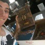 CLOSET NERD ALERT! The moment you find that box of D&D books! 🤓  @DNR_CREW @HyperRTs @OpTicRTweet @Gamer_RTweets https://t.co/IXi7n0h1QD