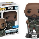 RT & follow @OriginalFunko for the chance to win a @Walmart exclusive Saw Gererra Pop! from Rogue One! https://t.co/wxe8bsP1Gv
