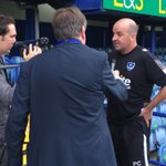 Paul Cook chats to #Pompey PlayerHD following an emphatic victory https://t.co/TlRkcBmkY6