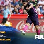 ⌚️ Final del partido ⚽️ Sporting 0-5 FC Barcelona (Neymar Jr (x2), Suárez, Rafinha y Arda) #FCBlive #SportingFCB https://t.co/JRcqazixeE