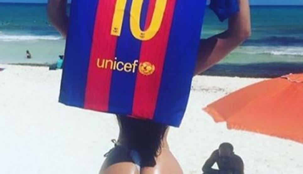 RT @OtroMundoMD: Un mensaje de apoyo a Messi muy especial  https://t.co/xov5hwj0xH https://t.co/gBeq8sKcJd