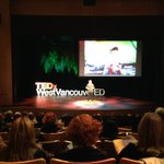 Its important to embrace all literacies. -Lisa Suarez #tedxwestvaned https://t.co/1AKctovSK3