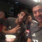 3 points are going to Munich! @FCBayern @Javi8martinez @Thiago6 @bundesliga_de https://t.co/2nvPVavamV