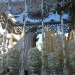 La @BMSantaAna ha tocado en la salida: Virgen de la Paz, La Virgen de la Paz y La Paz https://t.co/YvA9bJz6WC