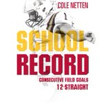 There it is folks. Cole Netten is ISUs school-record-holder for consecutive FGs made with 12. #Cyclones https://t.co/8BdfdQF5gL