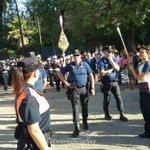 . Efectivos de @policia en dispositivo de #seguridad de la Procesión #CoronaciónPazSevilla @HermandadPaz #Sevillahoy https://t.co/ilxAuSU7Q0