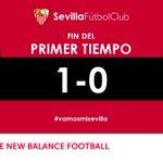 Final de la primera parte en San Mamés. @AthleticClub 1-0 #SevillaFC #vamosmisevilla https://t.co/RTiNp6sNL8