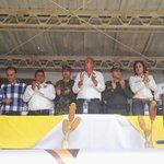 Nuestra Fuerza de Tarea Zeus participa en inauguración de los 1ros Juegos Interveredales por La Paz en Planadas, Tolima https://t.co/tk7nhGLi6R