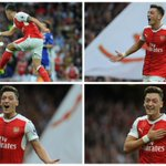 Weve got Ozil... #AFCvCFC https://t.co/Avd7HFcV33
