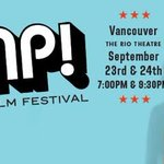 Two more saucy screenings of @fakedansavages porntastic @humpfilmfest tonight at 7:00 & 9:30. Come early (for a great seat, silly!). #YVR https://t.co/oSkmByueE1